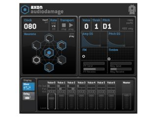 Axon: no ordinary instrument.