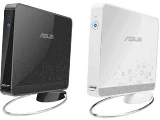 Asus' Ebox desktop - with a nod to Nintendo's Wii