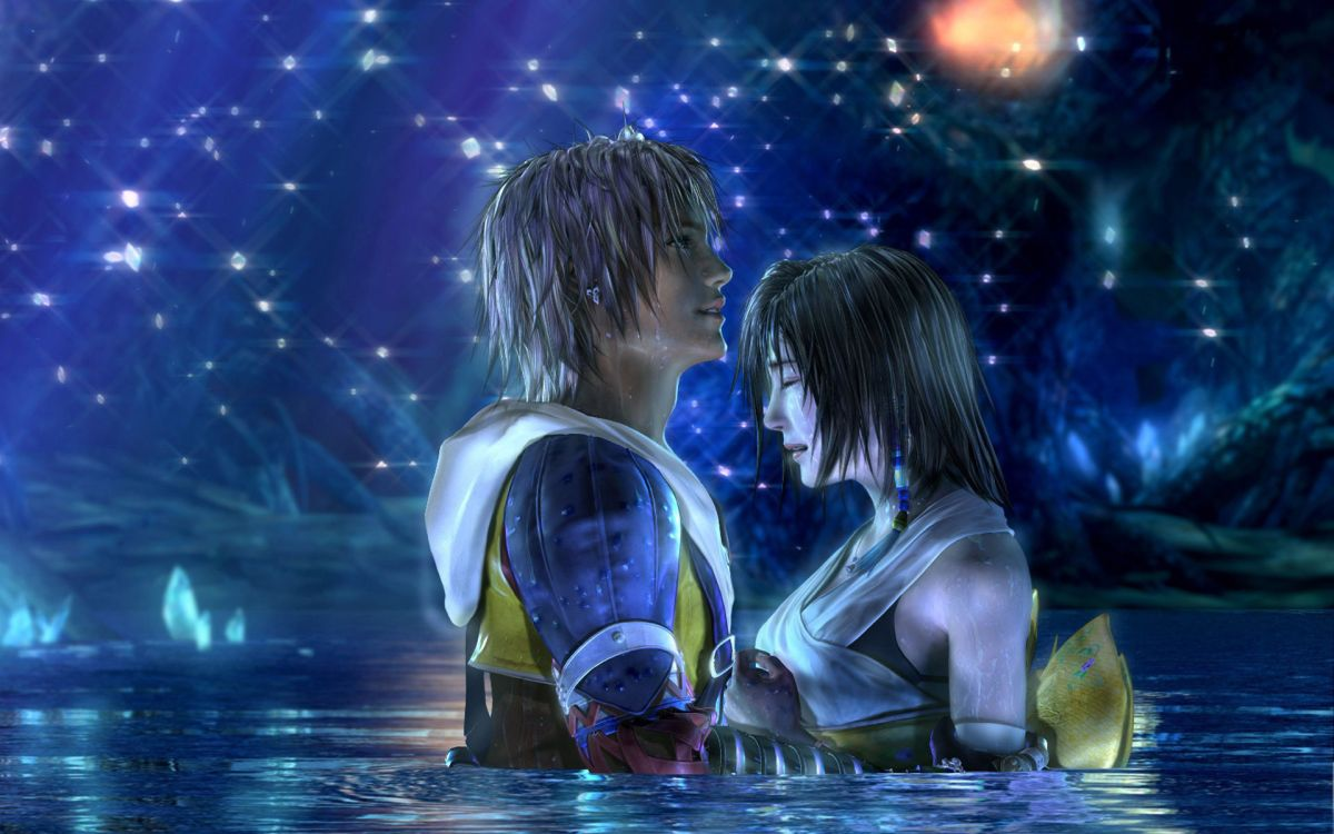 Final Fantasy Type 0 Hd Games 4k Wallpapers Images: Final Fantasy X/X-2 HD Remaster Review