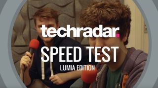Lumia speed test
