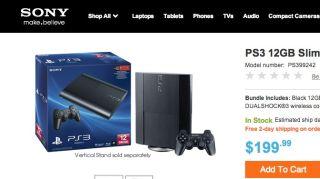 12GB PS3