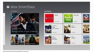 Xbox SmartGlass arrives on iOS
