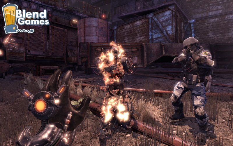 Singularity New Screenshots For Xbox 360 And PS3 #6183