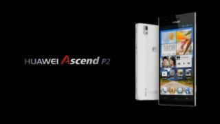 Huawei Ascend P2 unveiled as world's fastest 4G smartphone
