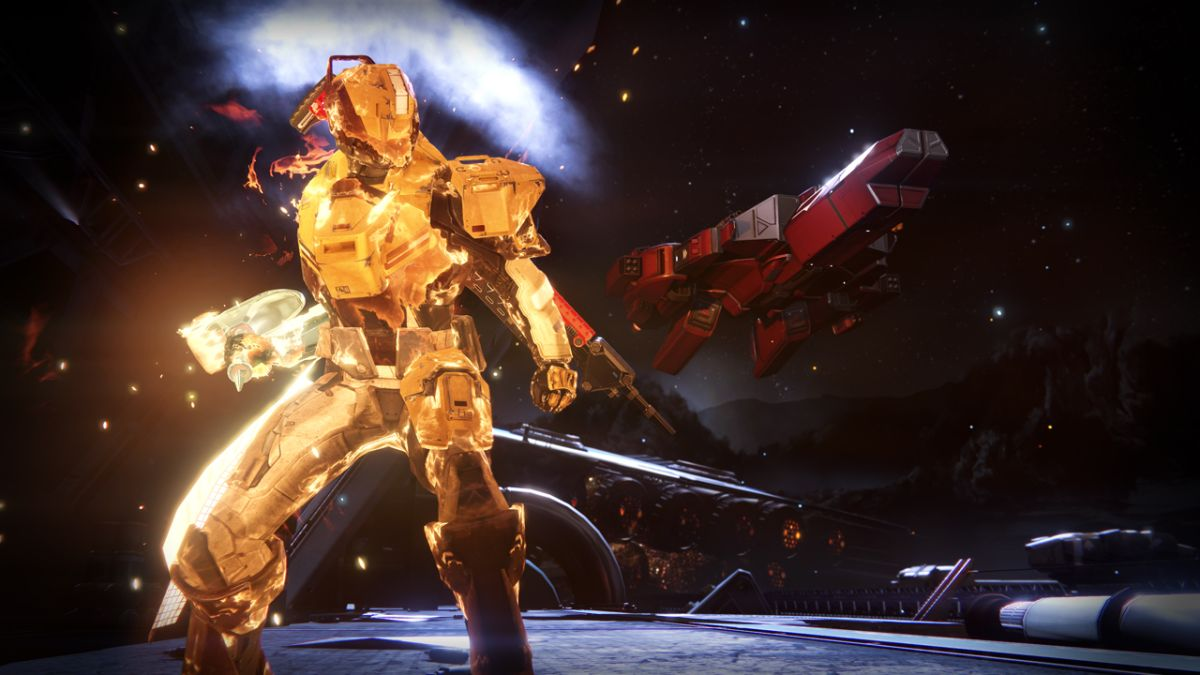 What Destiny needs is... more microtransactions