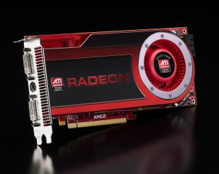 AMD's ATI Radeon 5000 series - a big seller