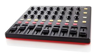 The MIDImix has a footprint smaller than our 11 inch MacBook Air and is very lightweight