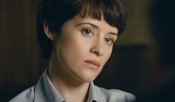Claire Foy in First Man