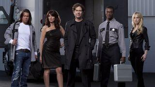 TNT series 'Leverage'