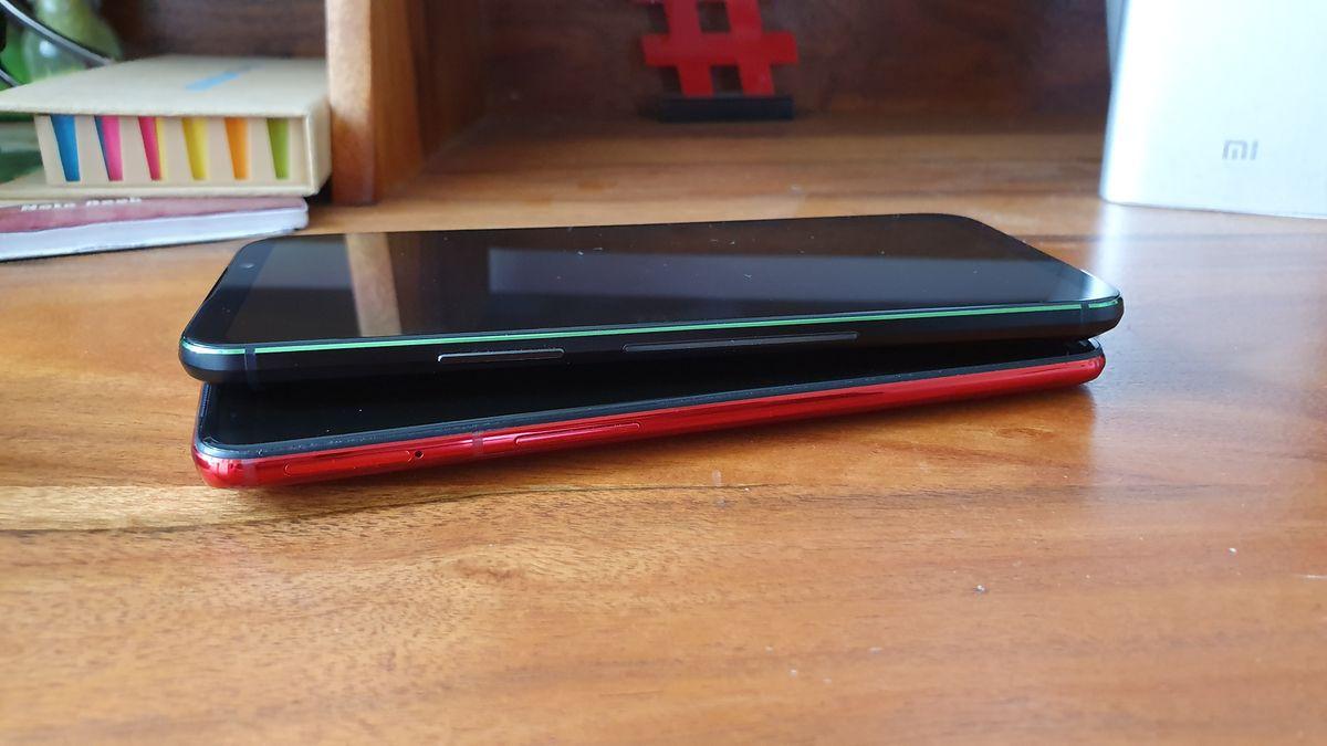 Gaming comparison: Black Shark 2 vs OnePlus 7 | TechRadar