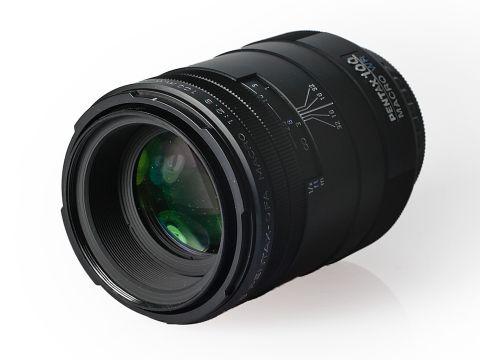 Pentax smc D-FA 100mm f/2.8 macro WR