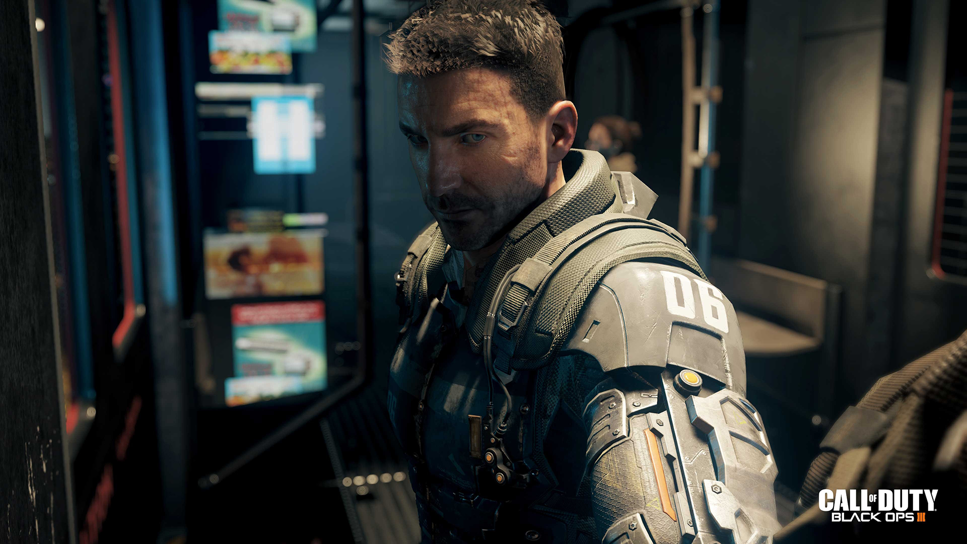 Call Of Duty: Black Ops 3 Screenshots Introduce Super-Soldiers And Robots  #32760