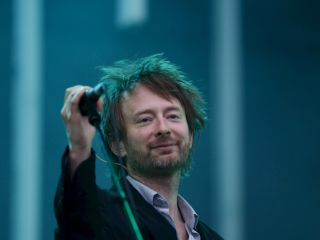 Thom Yorke in concert