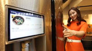Samsung gives Tizen the cold shoulder puts it in a fridge