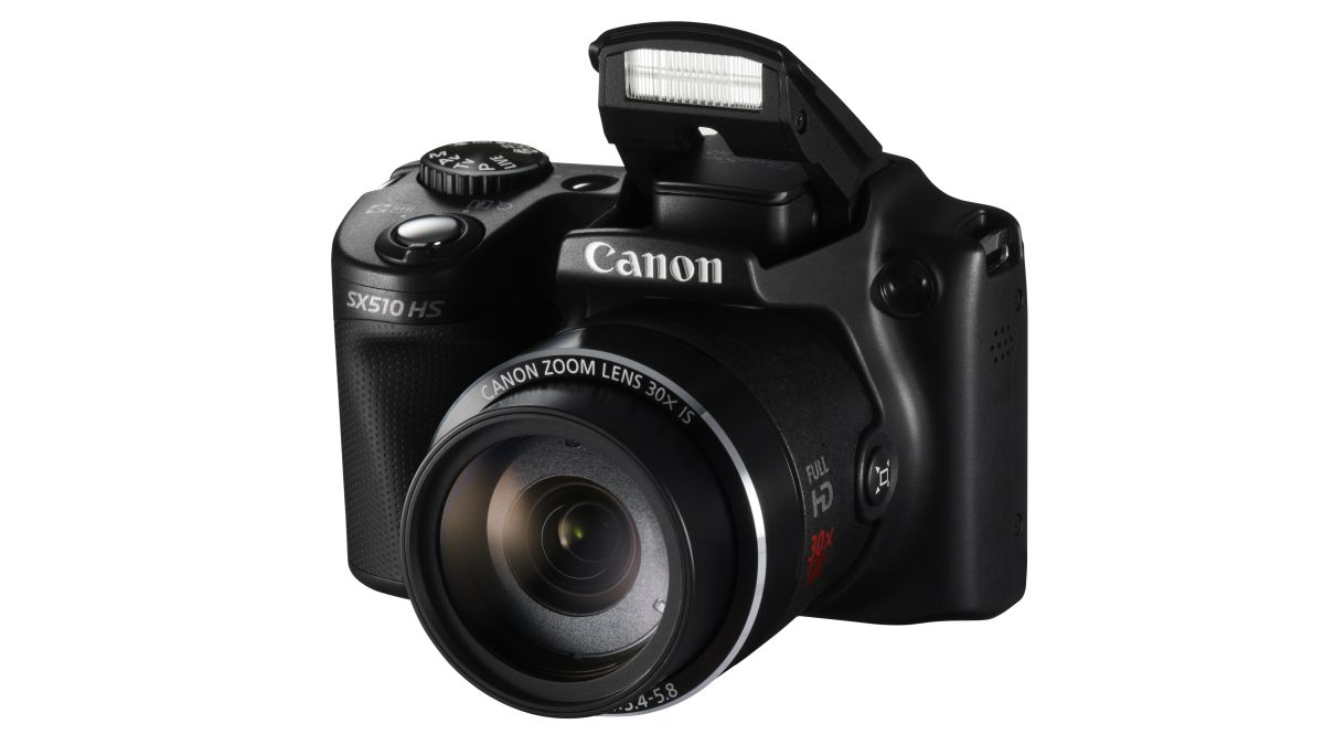 Canon PowerShot SX510 HS User Manual
