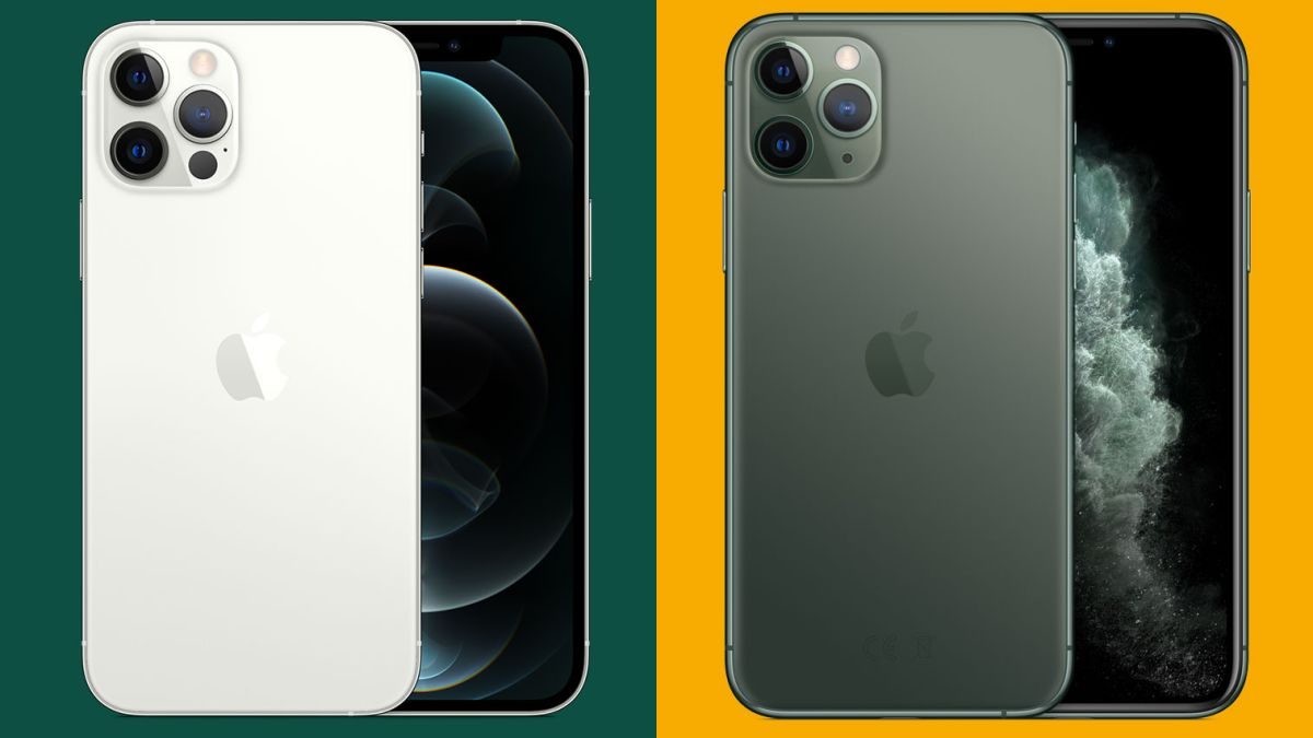iPhone 12 Pro vs iPhone 11 Pro: which phone is best for ...
