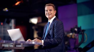 Shepard Smith launched his nightly CNBC newscast after 23 years as Fox News Channel's chief general news anchor.