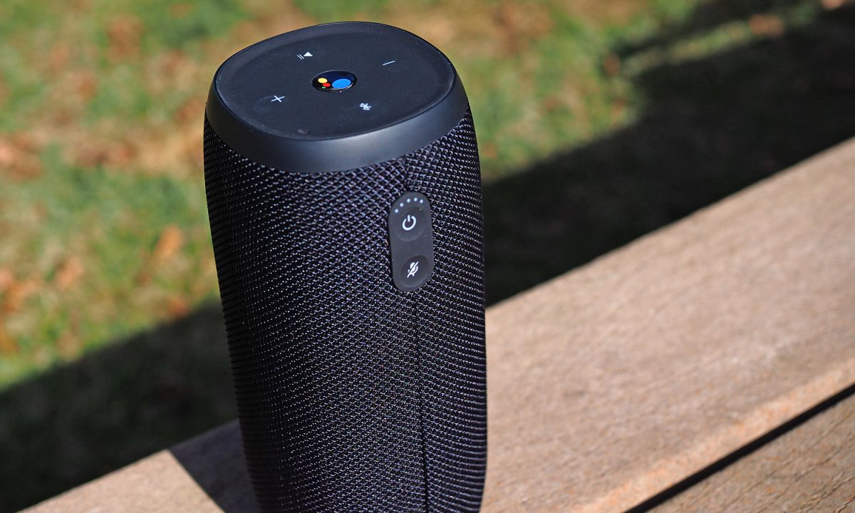 JBL Link 20 Review: Google Assistant in a Portable Bluetooth