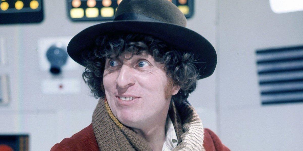 Tom Baker Doctor Who BBC
