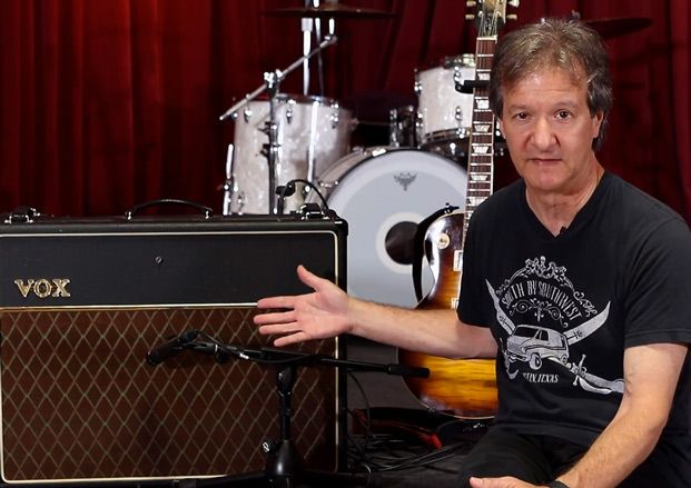 bob clearmountain 39 s guide to recording an electric guitar amp part 1 guitarworld. Black Bedroom Furniture Sets. Home Design Ideas