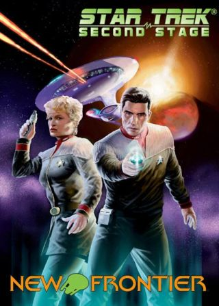 Interview: Writer Peter David Talks Trek for 'New Frontier' Miniseries