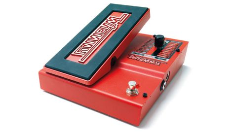 Now in it's fifth incarnation, the iconic DigiTech Whammy pedal