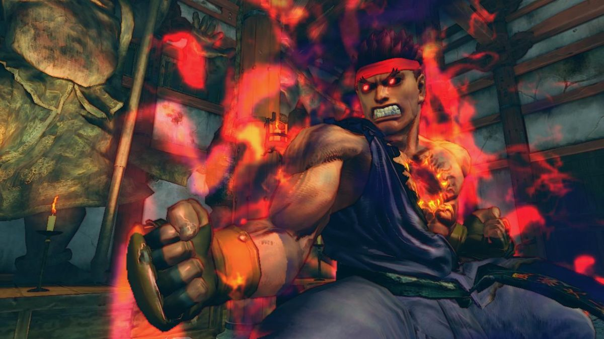 Super Street Fighter Iv Arcade Edition Review Gamesradar