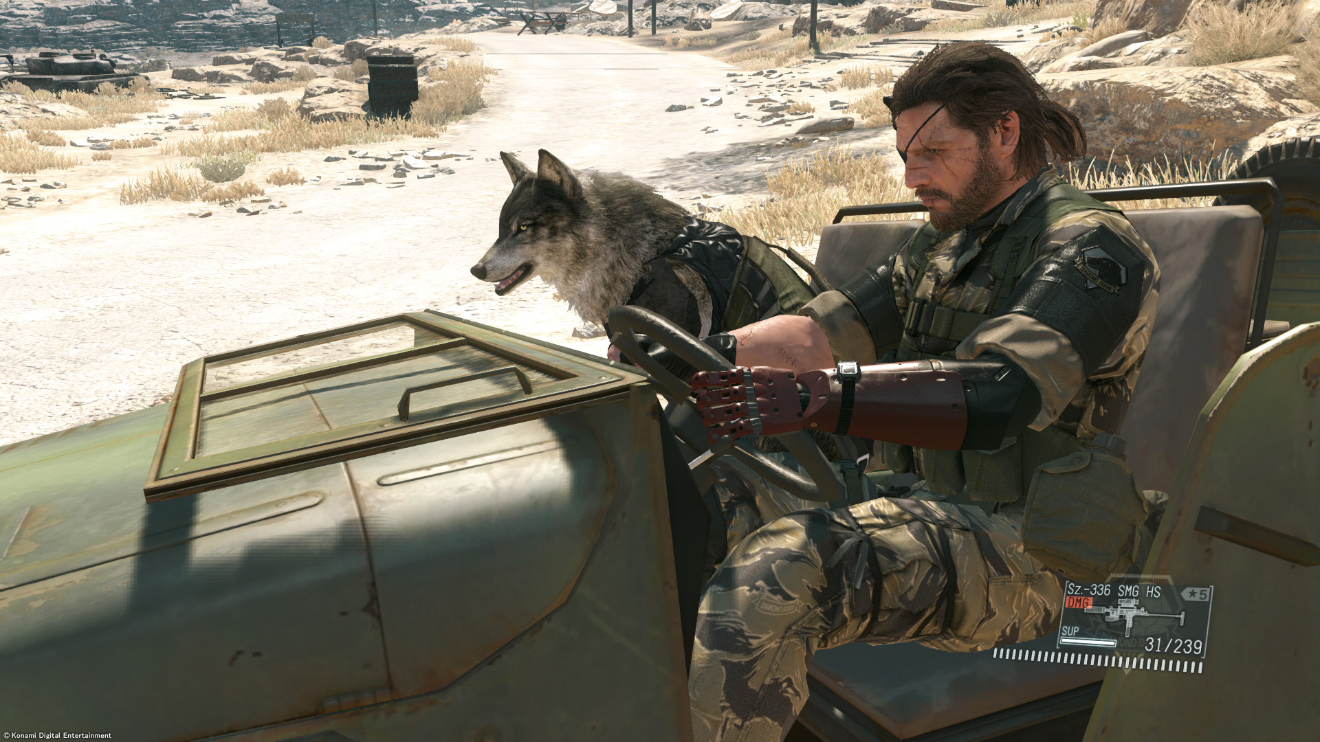 Five Stories Of Tactical Comedy In Metal Gear Solid 5 Pc Gamer