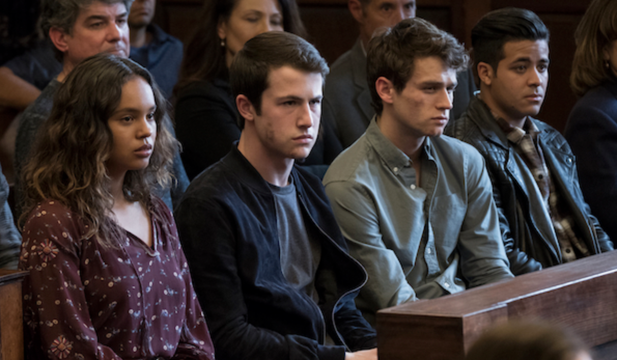 13 reasons why courtroom