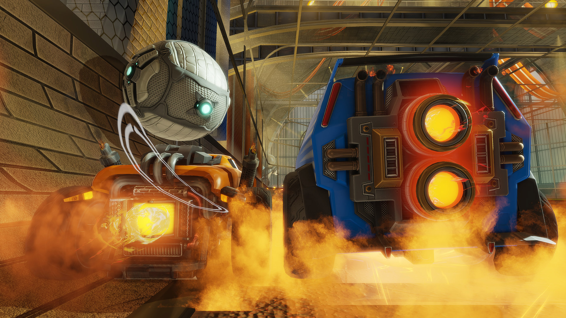Rocket League 1 05 patch will let you filter PS4 players out of