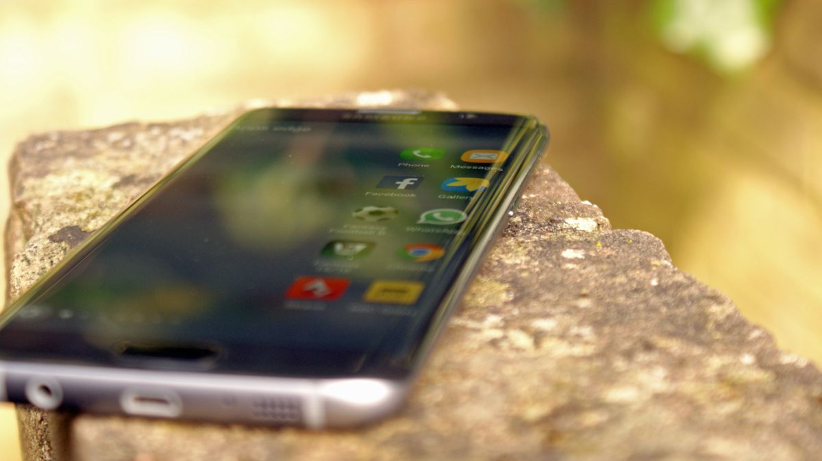 Samsung Galaxy S7 Edge Review Techradar