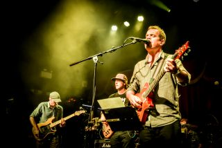 Umphrey's McGee live onstage in London