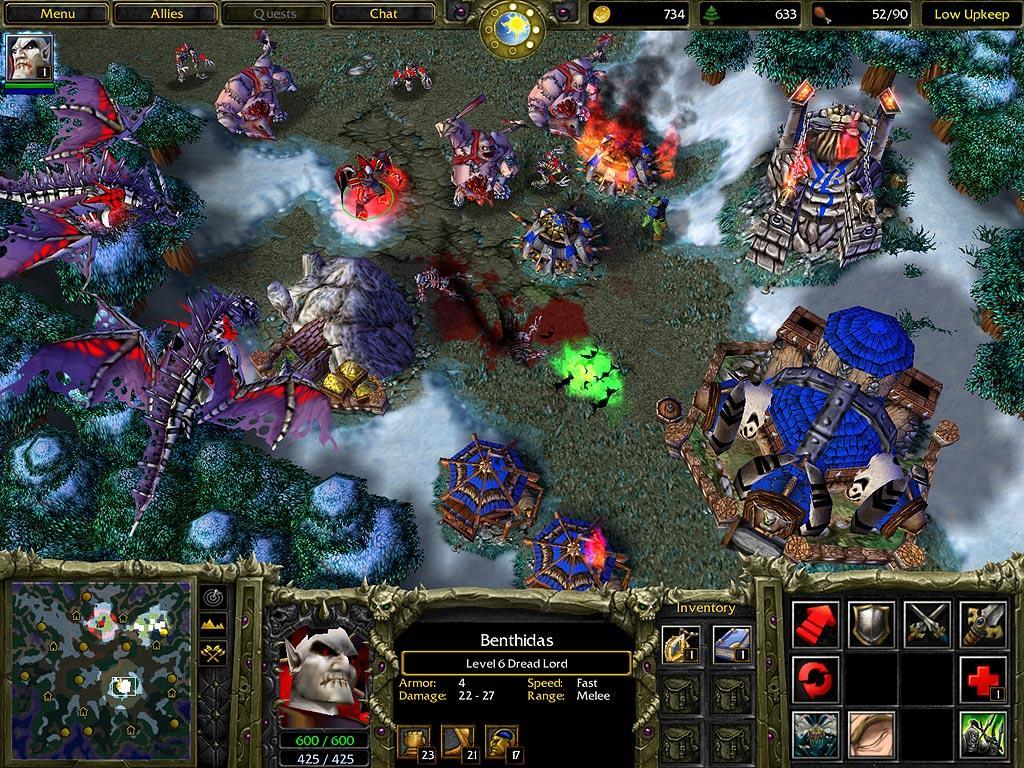 baixar warcraft 3 reign of chaos torrent