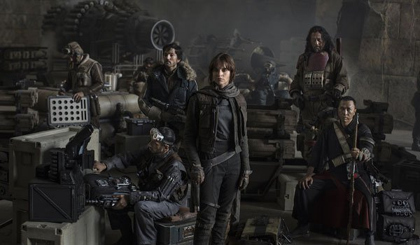 the rebels Rogue One