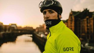 Gore winter cycling kit