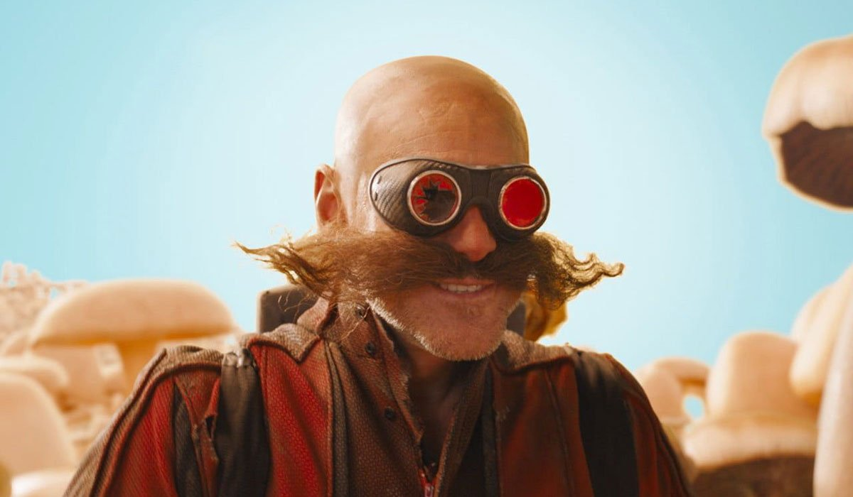 I Had A Great Time Watching Jim Carrey Be A Complete Weirdo In Sonic The Hedgehog Cinemablend