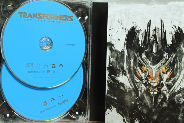 Transformers 5-Movie Set Blu-ray CinemaBlend