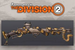 Division 2 Diamondback guide: How to get the Exotic Rifle