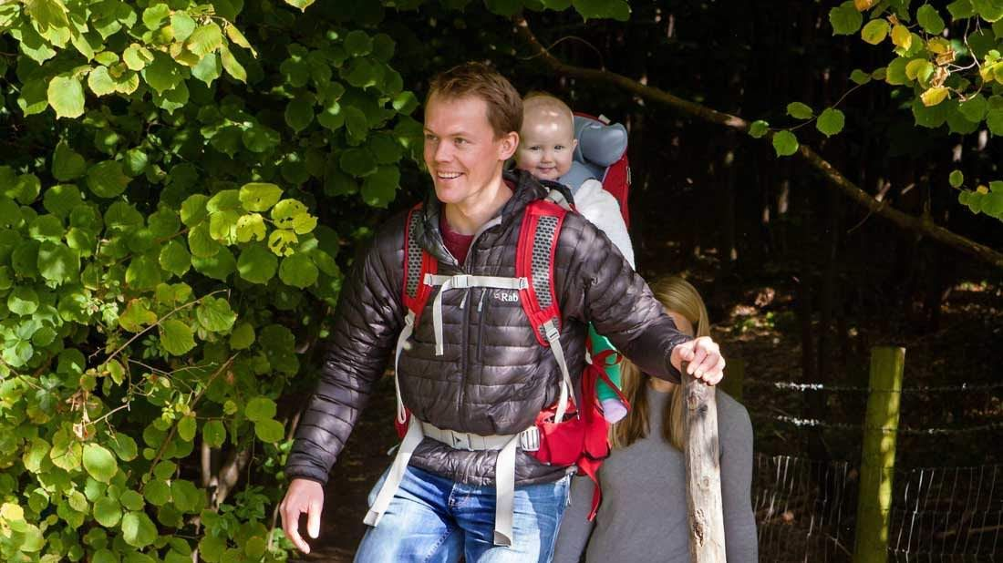 Best Hiking Baby Carriers 2018 For Active Parents On The