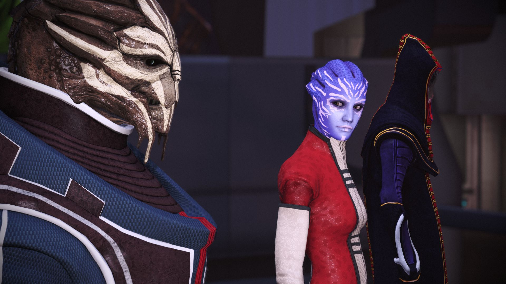 The Citadel Council hold court