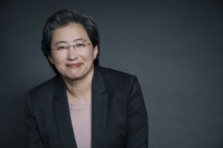 AMD CEO scores a personal win