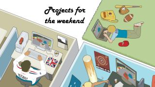 Essential projects for the weekend