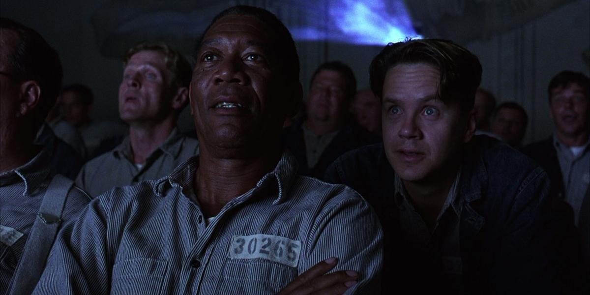 Morgan Freeman, Tim Robbins - The Shawshank Redemption