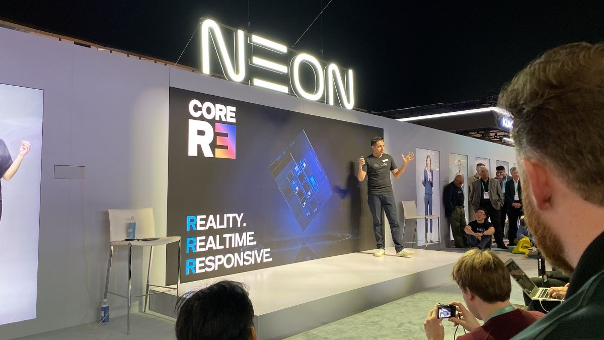 Samsung's Neon avatars are designed to be AI companions you'll mistake for humans | TechRadar