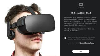 Oculus Rift compatibility checker tool