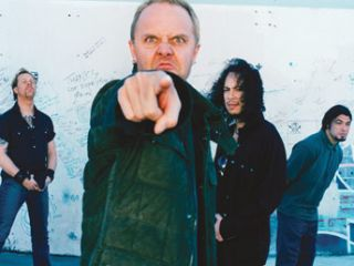 Lars Ulrich wants to play with Deep Purple