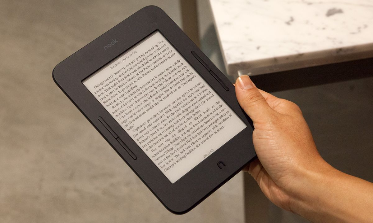 Nook GlowLight 3 Review: A Step Backward | Tom's Guide