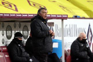 Burnley v West Bromwich Albion – Premier League – Turf Moor