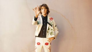 Country Rock kingpin Gram Parsons