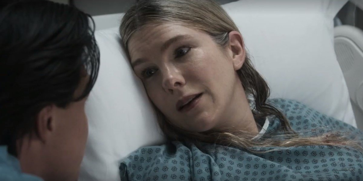 How American Horror Story: Double Feature's Lily Rabe Feels About Playing Twisted Mothers Of (Sometimes) Evil Kids